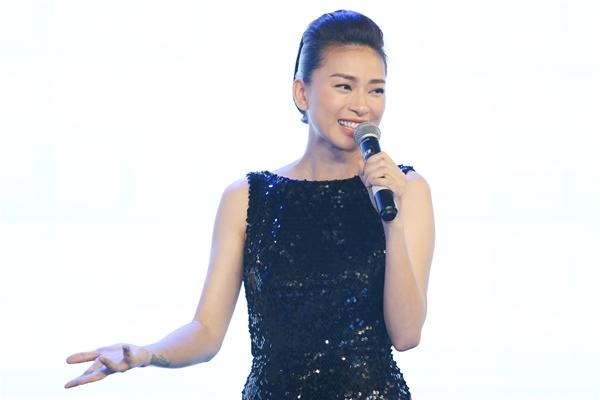 Chia sẻ về công việc mới, nữ diễn viên cho biết cô rất vui khi một doanh nghiệp đặt niềm tin nơicô. Bằngkinh nghiệm và những tố chất bản thân, Ngô Thanh Vân hi vọng sẽ góp phần công sức vào sự phát triển của doanh nghiệp.