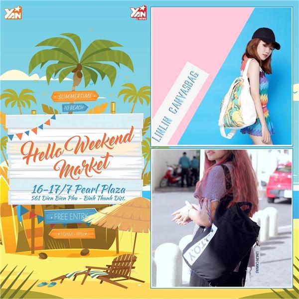 Hello Weekend Market chiều lòng tín đồ thời trang Sài Gòn & Biên Hòa