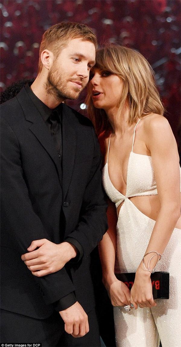 Vụ tranh cãi ầm ĩ giữa Calvin Harris và Taylor Swift đang là tâm điểm chú ý.