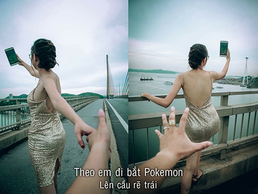 """""""Ấy em ơi, con Pokemon đó bỏ đi, không đáng đâu!"""""""