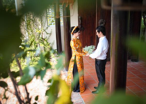 Ảnh cưới của 3 chị em được chụp theo nhiều phong cách từ truyền thống đến hiện đại.