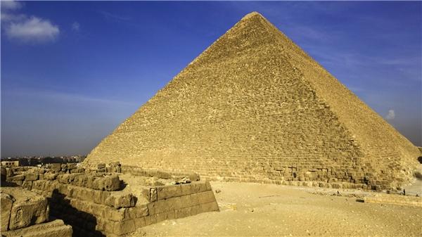 Khám phá cỗ máy bí mật giúp bảo vệ Kim tự tháp Giza