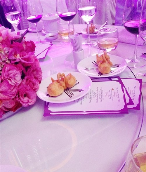 Sốc với gu ẩm thực đối lập của sao Việt trong ngày đám cưới - Tin sao Viet - Tin tuc sao Viet - Scandal sao Viet - Tin tuc cua Sao - Tin cua Sao
