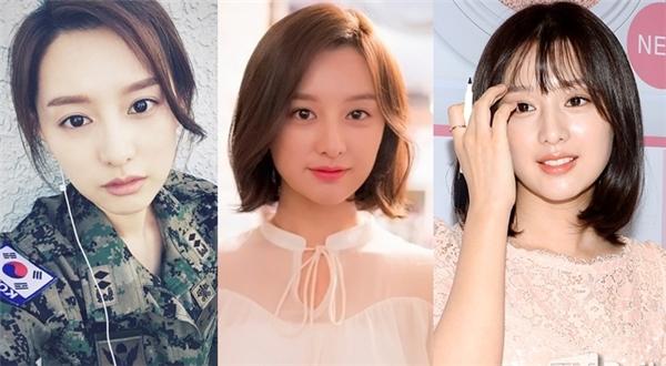Quá trình tăng cân thấy rõ của Kim Ji Won