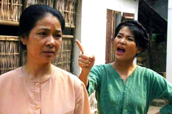 Những vai diễn mà Kim Oanh đảm nhận đều có tính cách chua ngoa, đanh đá và ghê gớm. - Tin sao Viet - Tin tuc sao Viet - Scandal sao Viet - Tin tuc cua Sao - Tin cua Sao