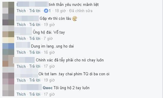 Rất nhiều cư dân mạng ủng hộ hành động này của đài Bình Thuận.(Ảnh: Internet)