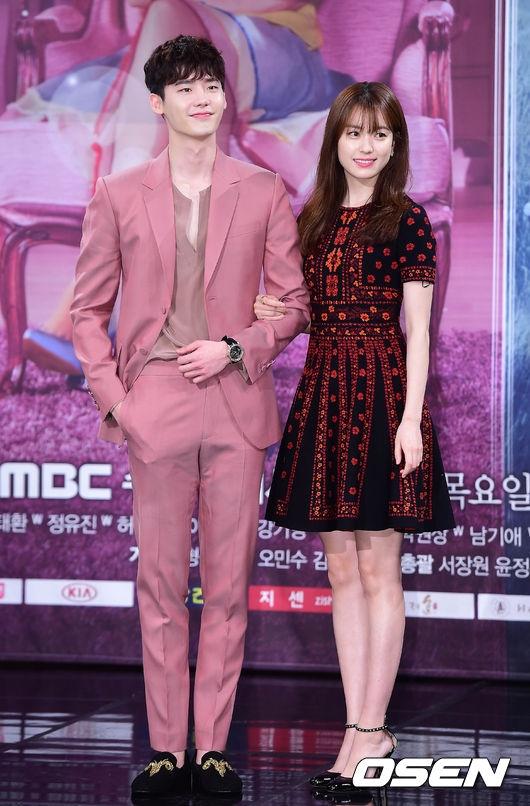 Lee Jong Suk - Han Hyo Joo hợp sức đại náo màn ảnh Hàn