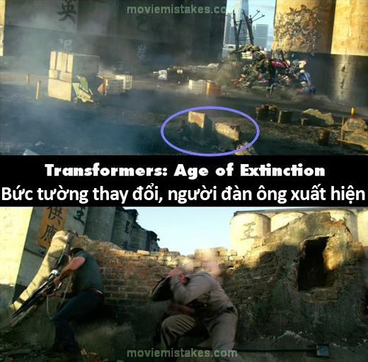 Không thể tin phim Hollywood lại có những lỗi ngớ ngẩn này