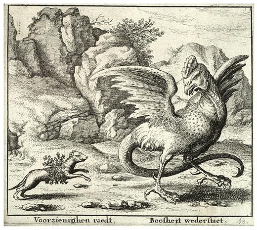 Theo truyền thuyết, chính loài chồn nay đã giết Tử xà.