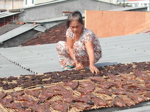 Ẩm thực Sơn La - Thịt trâu một nắng Sơn La ăn một lần vẫn còn thòm thèm mãi