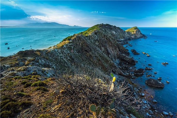 Du lịch Bình Định - Đến Quy Nhơn đừng quên ghé Eo Gió hoang sơ, đẹp ngỡ ngàng