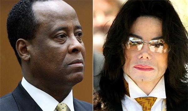 Bác sĩ Murray đã từng bị kết án với tội danh ngộ sát MJ.