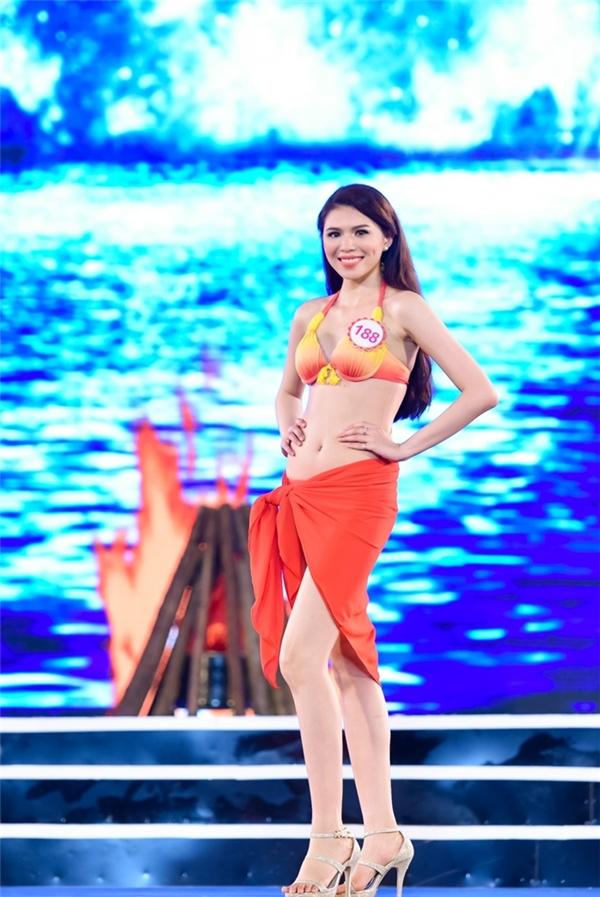 Nguyễn Cát Nhiên - thí sinh đến từ Đồng Nai.
