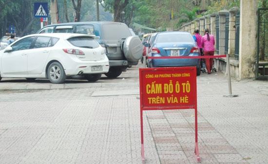 Những biển báo có cũng như không trên đường phố Việt
