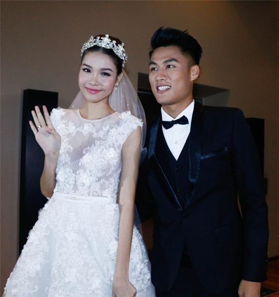 Kỳ Hânlàm đám cưới vớiMạc Hồng Quânchỉ sau nửa năm yêu nhau vì đã có bầu? - Tin sao Viet - Tin tuc sao Viet - Scandal sao Viet - Tin tuc cua Sao - Tin cua Sao