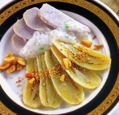 Ẩm thực miền Tây - Những món ăn vặt từ chuối cực ngon - bổ - rẻ