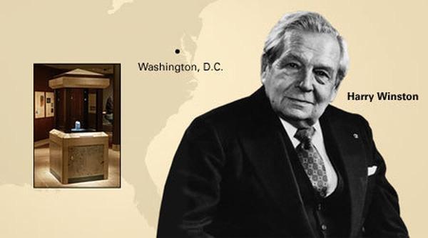 Harry Winston đã mua lại viên đá và tặng cho bảo tàng nhưng tai nạn vẫn tiếp tục xảy đến với người vận chuyển viên kim cương.
