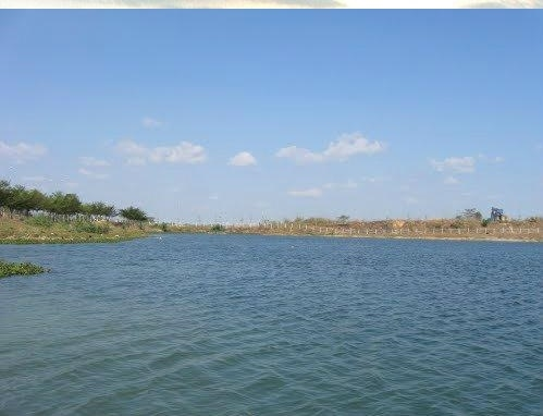Hồ Đá nơi xảy ra nhiều vụ việc đau lòng. Ảnh: Internet