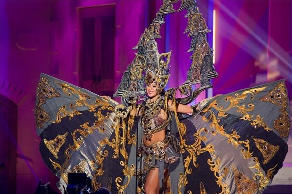 Trang phục truyền thốngđoạt giải những năm gần đây tại Miss Universe.