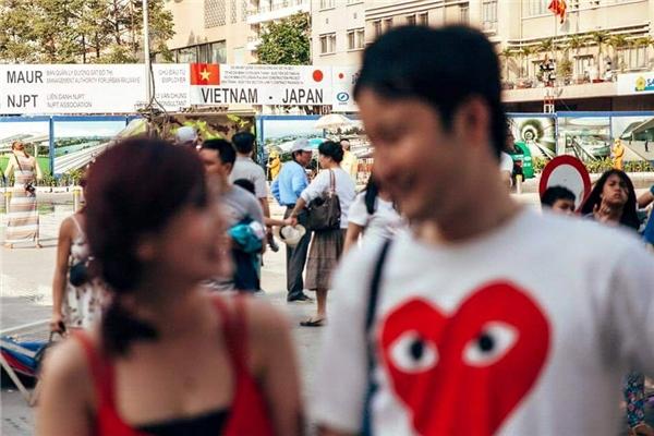 Mối tình nàng Việt - chàng Nhật đẹp như mơ...(Ảnh: NVCC)