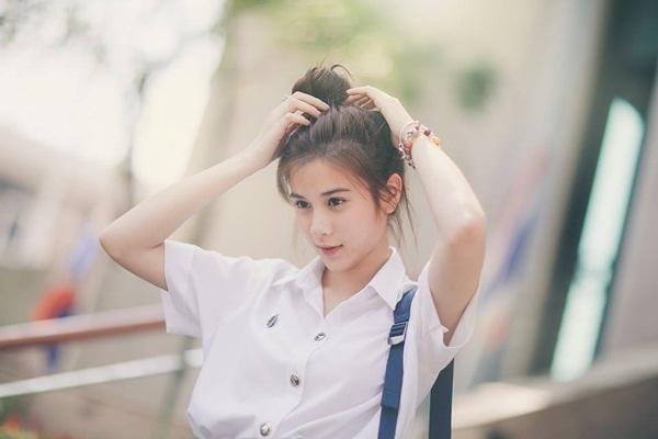 Kao Supassra Thanachat cô gái đảm nhận vaiSpritetrong phimTuổi nổi loạn.(Ảnh: Internet)