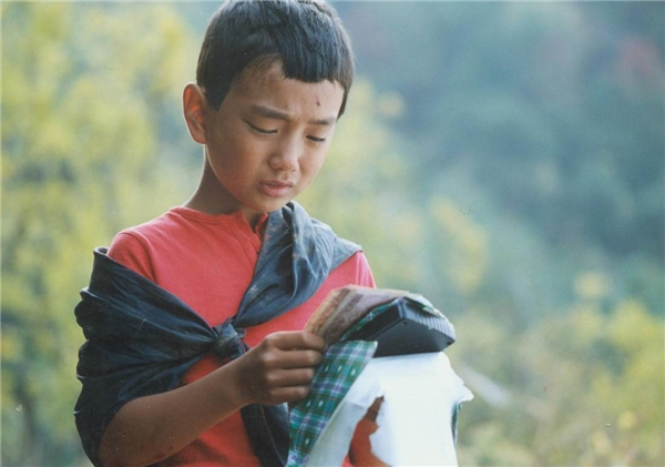 """Phút xuất thần của Yoo Seung Ho trong """"The way home"""". (Ảnh: Internet)"""