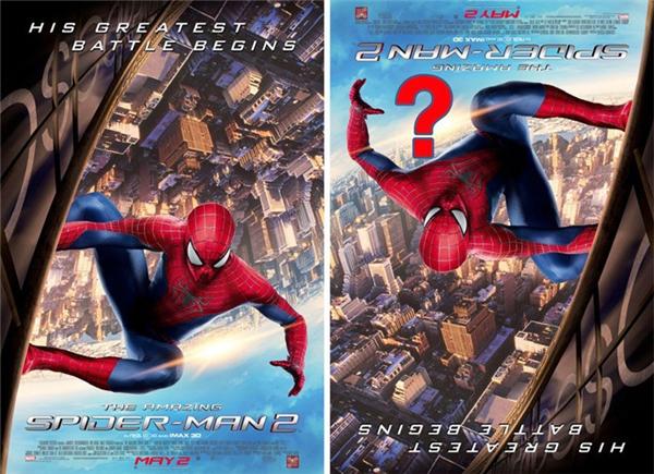 The Amazing Spider-Man 2 (2014): Nếu tính cả lực hút của Trái Đất thì dù có là siêu anh hùng cũng không thể thực hiện được tư thế kỳ quặcnày.