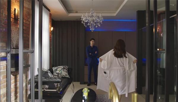 """Màn """"khoe thân"""" bất chấp của Oh Yeon Soo"""