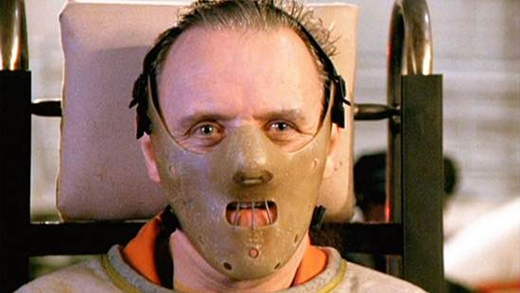 Anthony Hopkinsdiễn đạt đến mức khán giả tin rằng ngoài đời nam diễn viên này cũng ăn thịt người.
