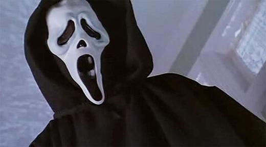Ghostface trở thành biểu tượng của loạt phim Scream.