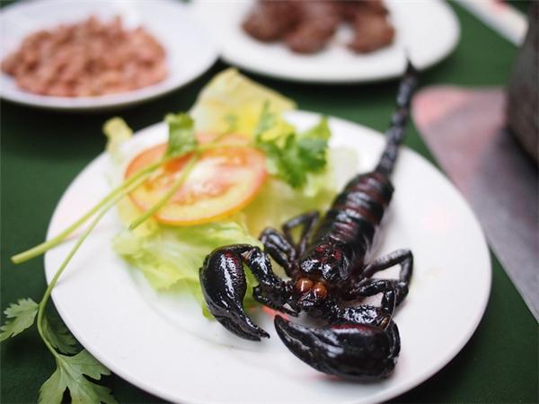 Ẩm thực thế giới - Những món ăn đường phố khiến bạn phải hoảng hồn