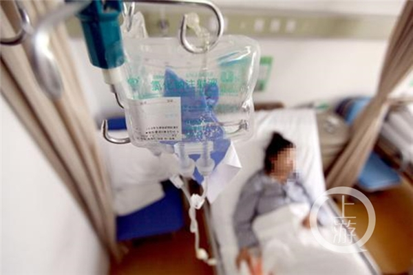 Cô Vương đã mấy lần đến bệnh viện siêu âm sau khi biết mình cấn thai nhưng mãi vẫn không thấy thai nhi.