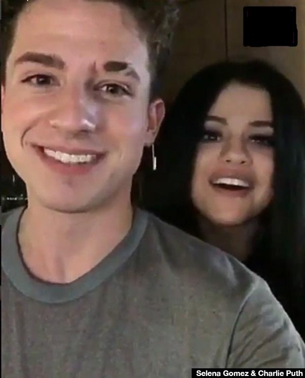 Cả thế giới đang ship điên đảo cặp đôi Charlie Puth - Selena Gomez