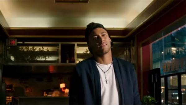 Neymar xuất hiện rất ngầu trong trailer đầu tiên của xXx: Return of Xander Cage.(Ảnh chụp màn hình)