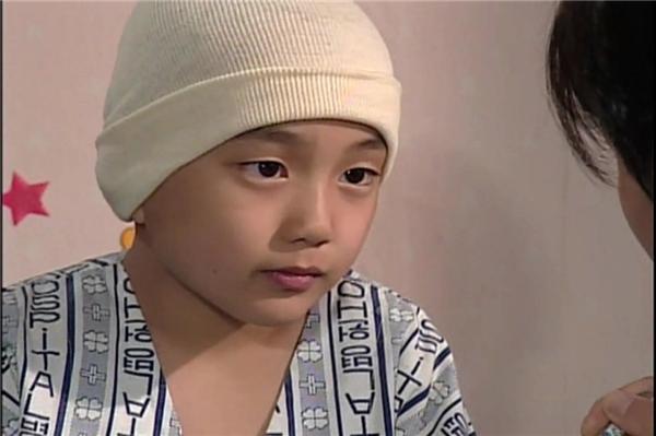 Vai diễn bệnh nhân ung thư Daum trong tác phẩm debut đã giúp Yoo Seung Ho chiếm được trái tim của nhiều khán giả. (Ảnh: Internet)
