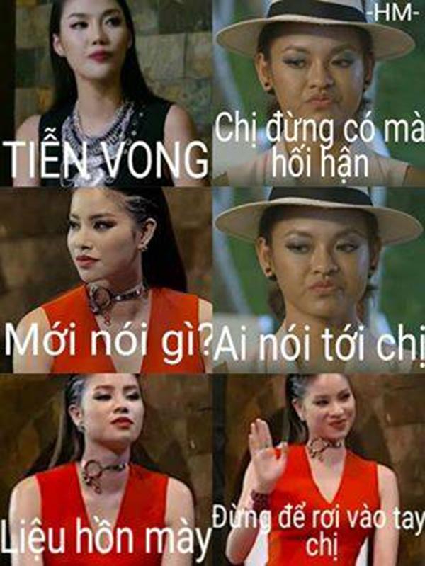Lan Khuê, Mai Ngô, cặp thầy trò cùng khổ của The Face Vietnam
