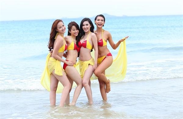 Đến tập 4, trong phần thi chụp ảnh cho nhãn hàng trên bãi biển, Phạm Hương lại vi phạm chính nguyên tắc mà cô đề ra cho Diệp Linh Châu trước đó. Sự hiện diện quá trễ của cô khiến cả đội phải lo lắng và không biết phải làm như thế nào. Chia sẻ về sự cố này, Hoa hậu Hoàn vũ Việt Nam 2015 cho biết mỗi đội có một khung giờ quay riêng nhưng cô không được ekip thông báo khi đã đến lượt nên khiến các thí sinh phải chờ đợi. Tuyệt nhiên trên sóng truyền hình, khán giả không hề thấy được lời xin lỗi của Phạm Hương dành cho các thí sinh.