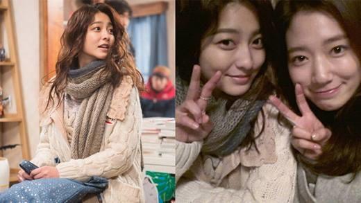 Phát ghen với hội bạn thân toàn sao của Park Shin Hye