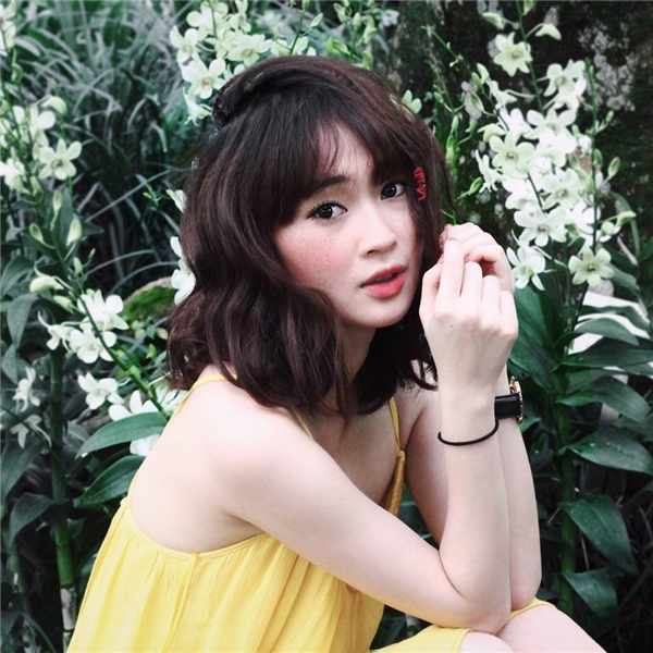 Cô gái xinh đẹp Hà thành này cũng chỉ cao khoảng 1m6.(Ảnh: Internet)