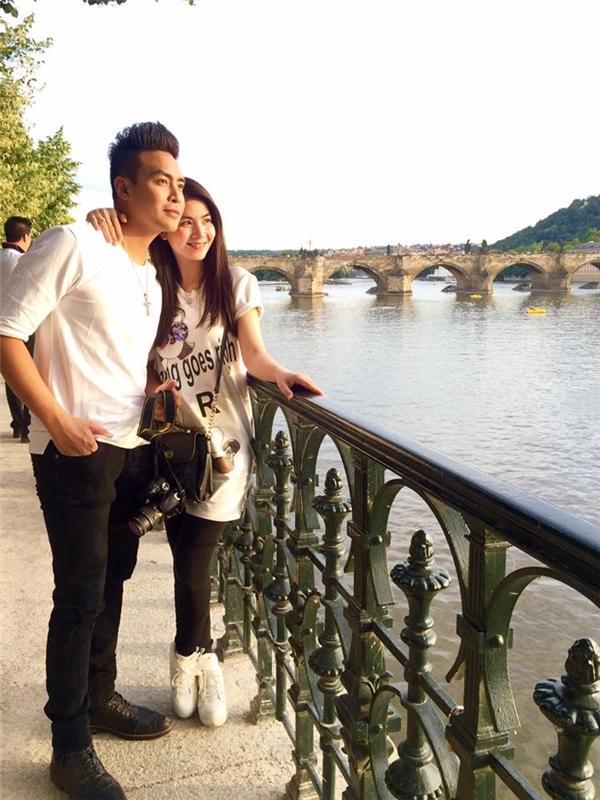 Chuyến xuất ngoại lần này được Thanh Duy - Kha Lykết hợp giữa việc lưu diễn và đi du lịch.
