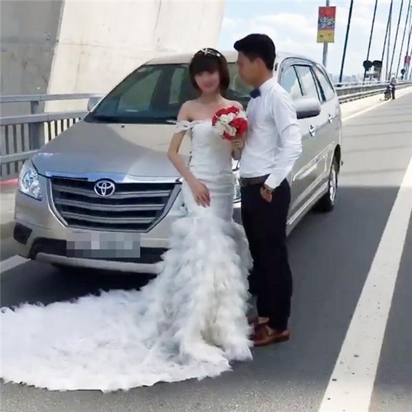 Những bộ ảnh cưới đẹp bất chấp tính mạng thế này, liệu có đáng?