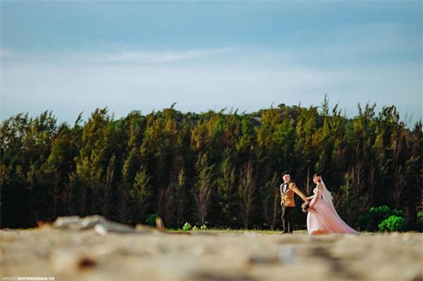 Dù miền Nam hay miền Bắc thì bạn vẫn có thể dễ dàng có những lựa chọn hoàn hảo cho bộ ảnh cưới của mình.(Ảnh: Internet)