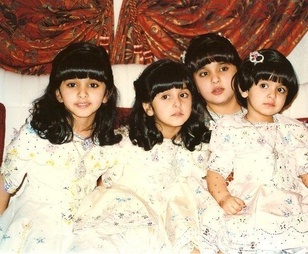 Chìm đắm với nhan sắc chim sa cá lặn của những nàng công chúa Dubai
