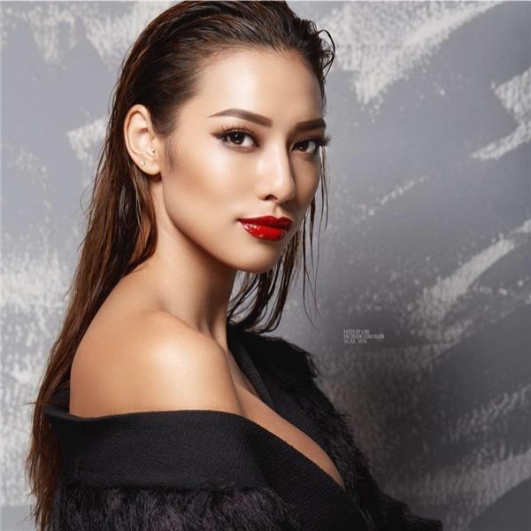 Lilly Nguyễn liên tục gây sốc trong tập 5 khi không ngại nhận xét thẳng về đối thủ cũng như Phạm Hương.
