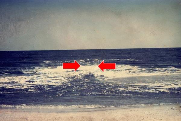 Nhận biết và tránh các dòng chảyxa bờ. Dòng chảy xa bờ rộng hàng chục và kéo dài hàng trăm mét. Tốc độ lên đến 2,5m/giây, nghĩa là bạn không thể bơi ngược dòng. Nếu chẳng may gặp phải, bạn cần phải giữ bình tĩnh và bơi ngang.