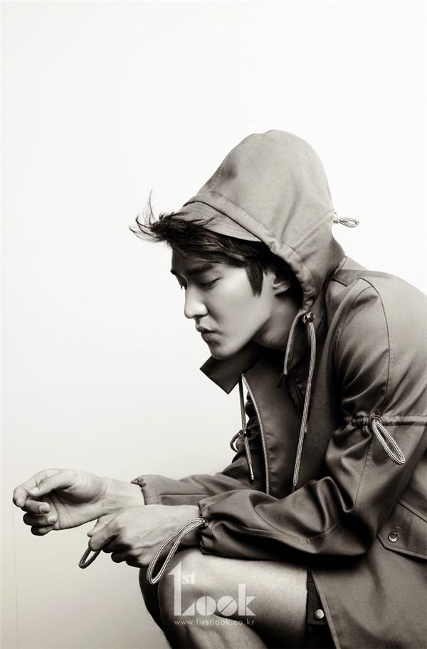 Siwon là con trai trưởng trong một gia đình thượng lưu. (Ảnh: Internet)