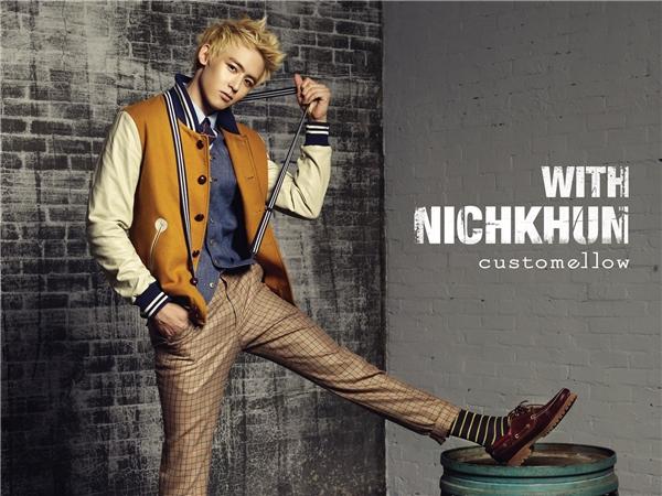 """Gia thế của Nichkhun """"không thể đùa được"""". (Ảnh: Internet)"""