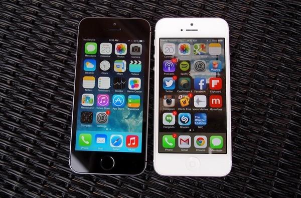Càng về sau, ứng dụng càng chiếm dụng bộ nhớ trong iPhone. (Ảnh: internet)
