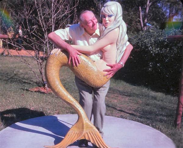 """Ai bảo trên đời không có""""nàng tiên cá""""."""