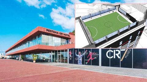Pestana CR7 còn có hệ thống vui chơi giải trí khép kín như bể bơi, phòng tập gym, phòng xông hơi, quán bar đẳng cấp cao. (Ảnh: internet)